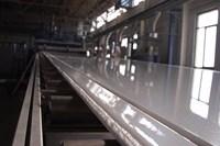 produkcja metodą wytłaczania, płyt płaskich z polietylenu, polipropylenu, arkusze do budowy zbiorników
