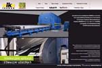 prasy filtracyjne odciskanie osadów płyty obrabiane pp polipropylen przemysł papierniczy