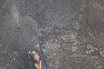 mycie i usuwanie starych osadów ze zbiornika ścieków metoda hydrodynamiczna, pompowanie pompą tłokową emulsji i smarów