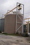 zbiornik, silos, remont, renowacja, wykładanie, czyszczenie wnętrza, ściany silosu, powierzchnia