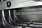 przegrody zbiornika polietylenowego, z polietylenu, podział zbiornika na komory, z tworzywa sztucznego grodzie, komory PE HD zbiornikowe, wspawanie komór zbiornika, oczyszczalni ścieków