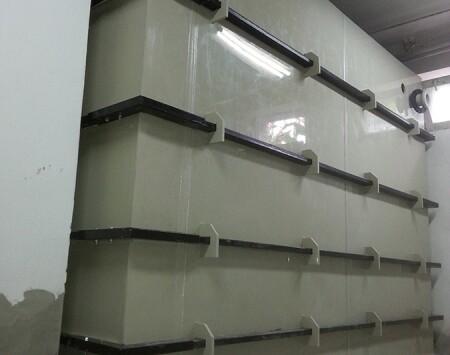 Zbiornik na wodę do gaszenia za pomocą mgły wodnej – mgłą wodną zbiorniki instalacja