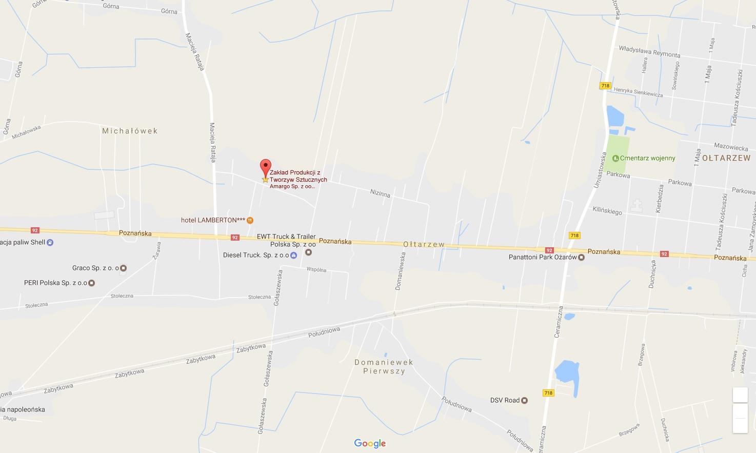amargo mapka dojazdu do siedziby adres koprki jaśminowa a nie pogodna piotrkówek