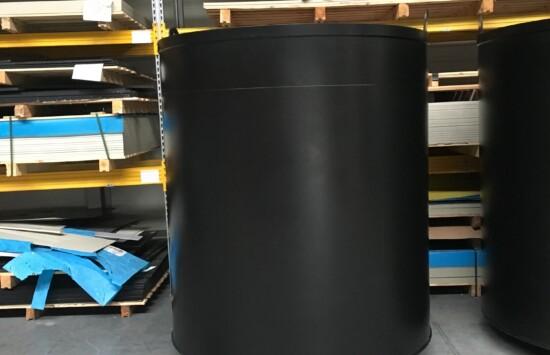 Zbiornik magazynowy środka Mip, zbiorniki z tworzywa na kwaśne środki czyszczące