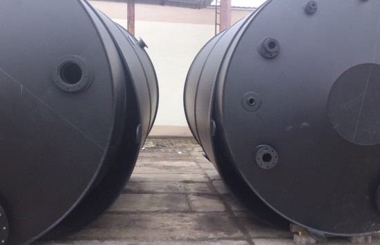 Zbiornik do magazynowania formaldehydu z certyfikatami UDT, wytwórca, wykonawca z poświadczeniem jakości wykonania