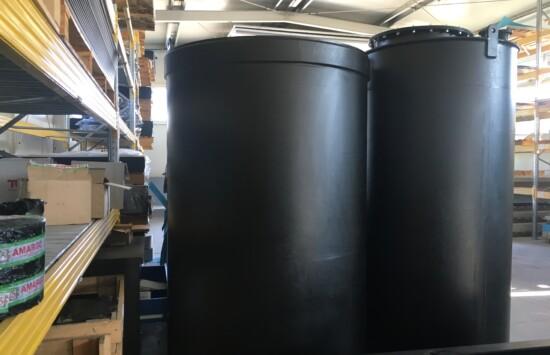 Zbiorniki do kiszenia, wielkogabarytowe, dowolne ilości