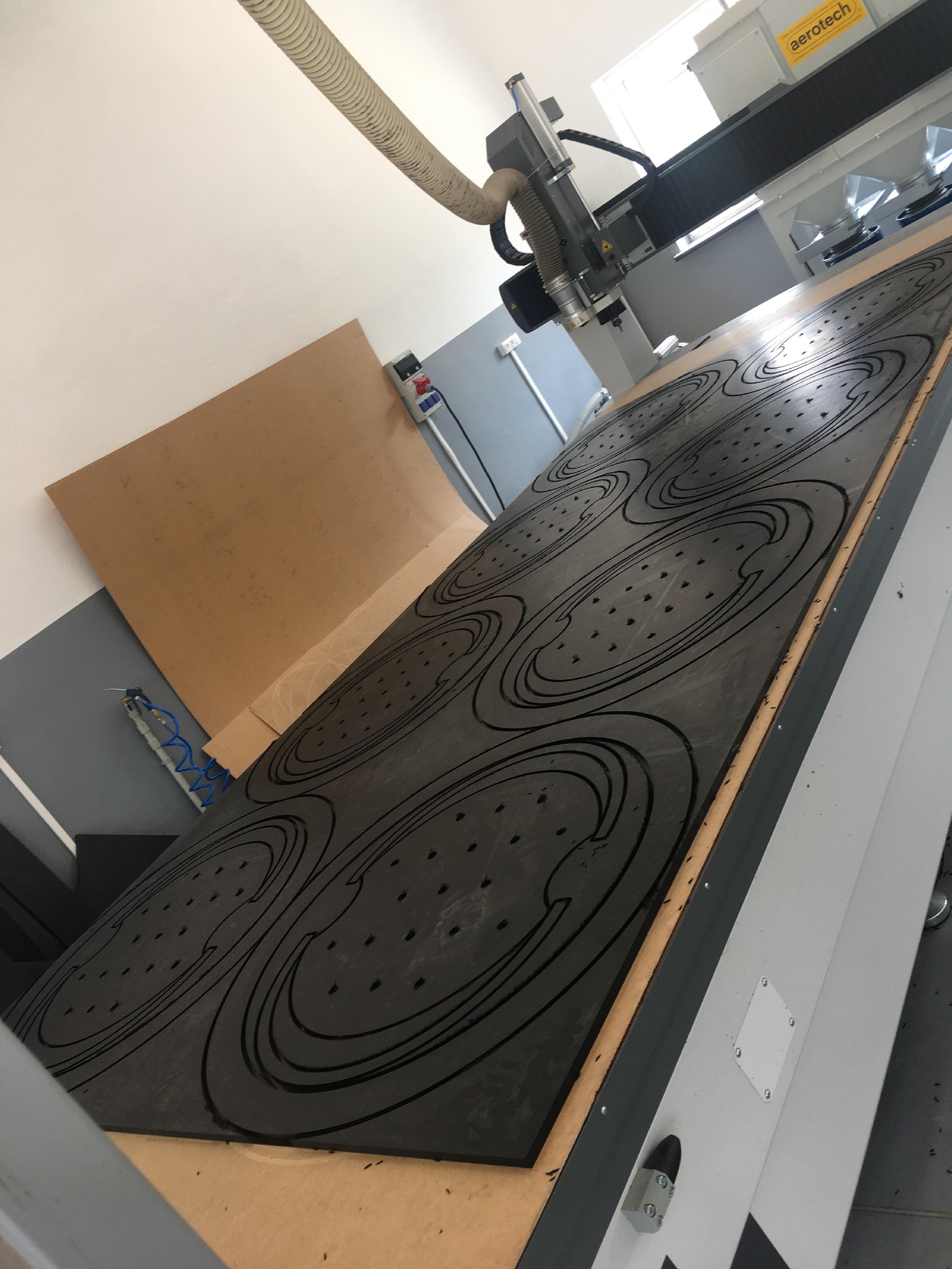 Maszyna CNC wykrawanie