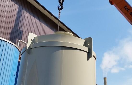 Zbiornik procesowy chemii – kto wykona zbiornik na chemikalia?