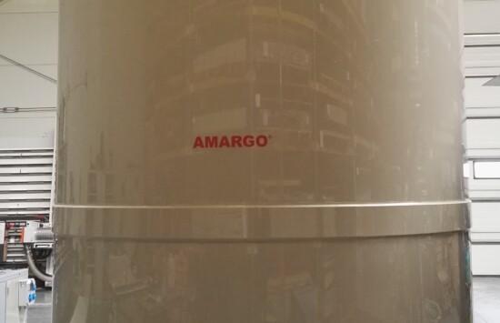 Zbiorniki dla stacji uzdatniania wody, chemoodporne, antykorozyjne