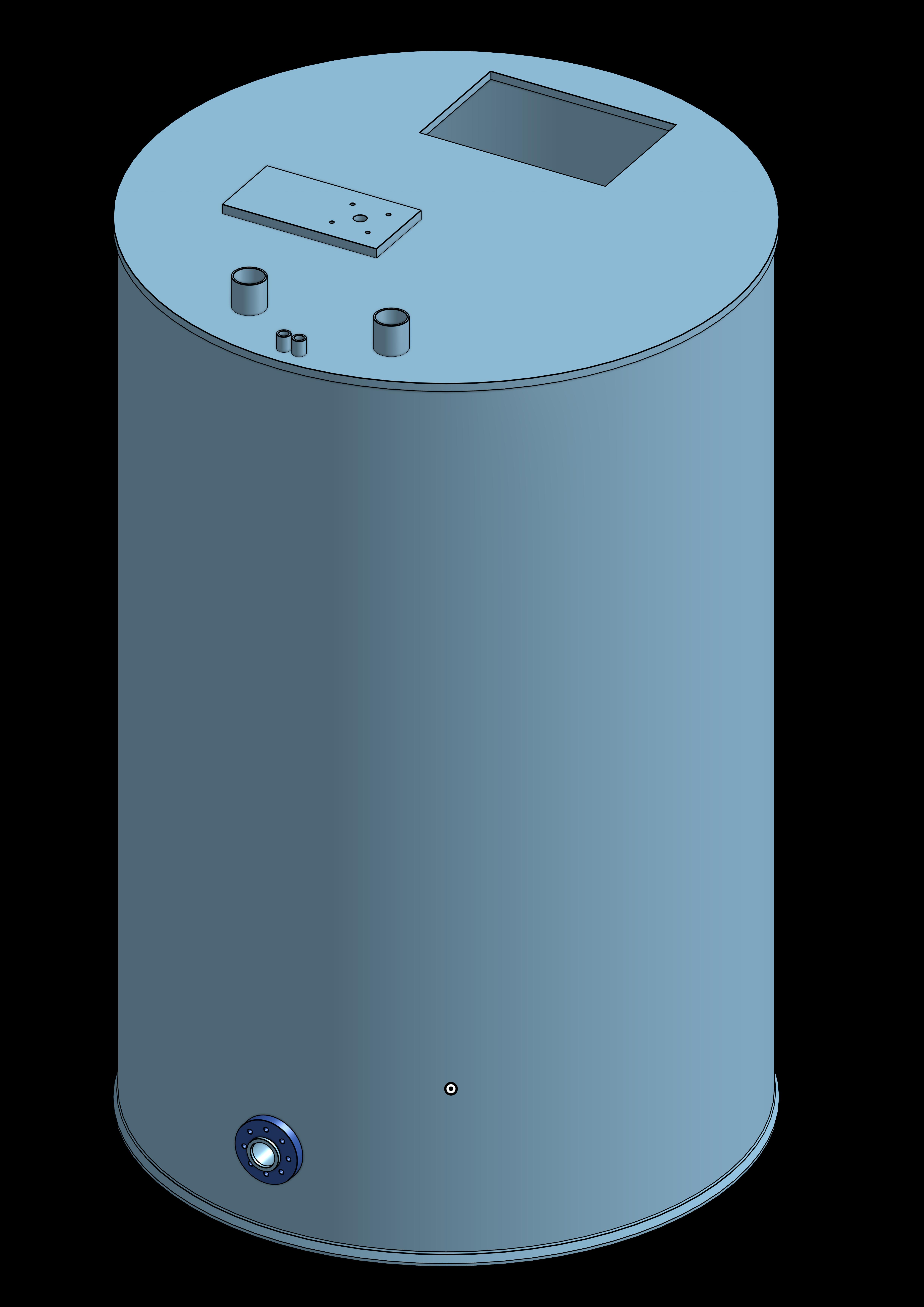 Zbiorniki procesowe