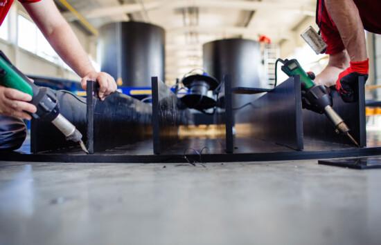 Dzięki dotacji z NCBiR wraz z naukowcami opracujemy nową technologię zbiorników kompozytowych, która rozwiąże realne potrzeby przemysłu