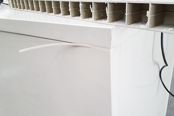 linie do wykwaszania gliceryn wyposażone w skruber wodny