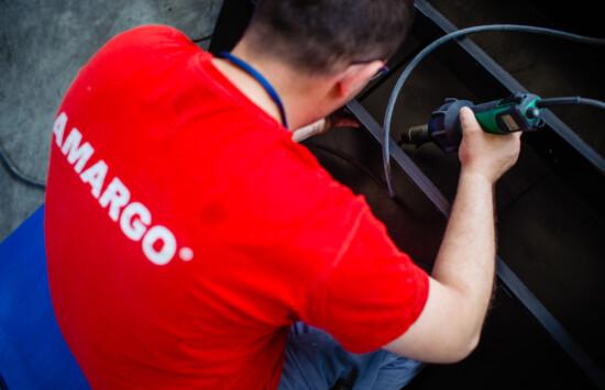 serwis zbiorników chemoodpornych i instalacji przemysłowych Amargo