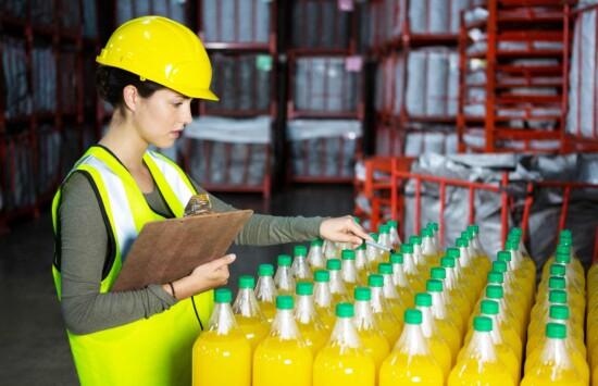 zbiorniki z tworzywa dla producenta soków i napojów
