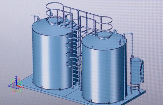 Szkolenie online dla projektantów instalacji, w obrębie których występują zbiorniki chemoodporne