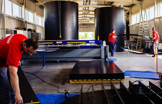 AmargTank ClassicWeld – dowiedz się, jak wygląda produkcja zbiorników z gotowych płyt tworzywa sztucznego