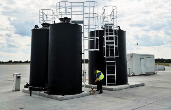 zbiorniki chemoodporne które nie podlegają pod dozór udt do magazynowania chemii bezciśnieniowe